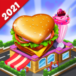 Cooking Crush: New Free Cooking Games Madness  (MOD, Unlimited Money)