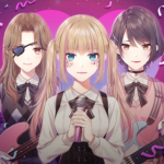 Doki Doki Daigaku: Anime Idol Girlfriend Romance  (MOD, Unlimited Money) 2.1.6