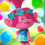 DreamWorks Trolls Pop: Bubble Shooter & Collection  (MOD, Unlimited Money)
