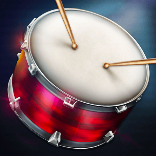 Drums: real drum set music games to play and learn 2.18.01 (MOD, Unlimited Money)
