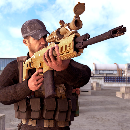 FPS Shooting games :Army Shooting Games 3.6 (MOD, Unlimited Money)