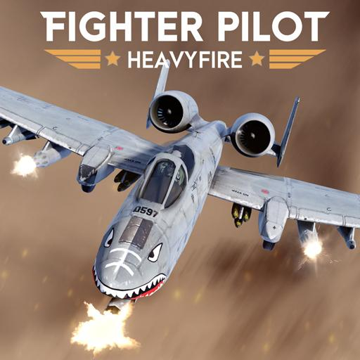 Fighter Pilot: HeavyFire 0.90.18 (MOD, Unlimited Money)