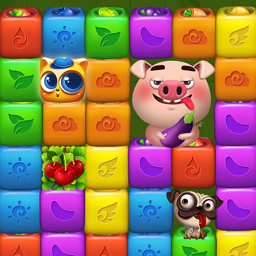Fruit Funny Blocks  (MOD, Unlimited Money) 1.2.4