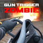 Gun Trigger Zombie  (MOD, Unlimited Money) 1.3.2