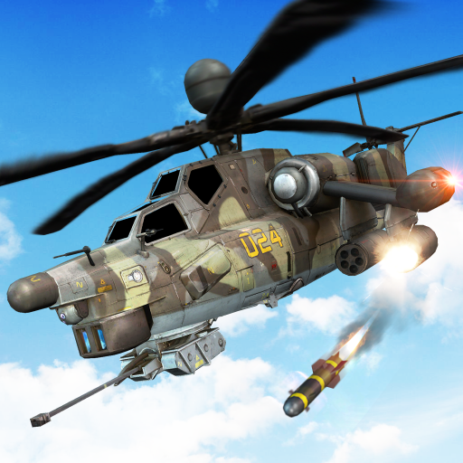 Gunship War: Helicopter Strike 1.01.32 (MOD, Unlimited Money)