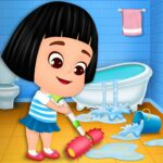 Home and Garden Cleaning Game – Fix and Repair It 6.0 (MOD, Unlimited Money)