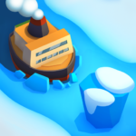 Icebreakers – idle clicker game about ships  (MOD, Unlimited Money) 1.85
