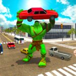 Incredible Monster Hero City Battle New Games 2021  (MOD, Unlimited Money) 1.1