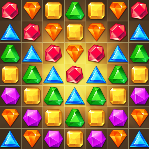 Jewels Original – Classical Match 3 Game 1.0.3 (MOD, Unlimited Money)