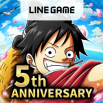 LINE: ONE PIECE 秘寶尋航 9.0.4 (MOD, Unlimited Money)