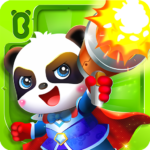Little Panda's Hero Battle Game  (MOD, Unlimited Money) 8.55.00.00