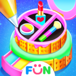 Makeup Kit Comfy Cakes – Fun Games for Girls  (MOD, Unlimited Money) 1.1