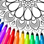 Mandala Coloring Pages  (MOD, Unlimited Money) 16.1.2