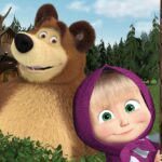 Masha and the Bear. Educational Games 6.5 (MOD, Unlimited Money)