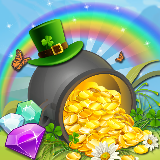 Match 3 – Rainbow Riches 1.0.19 (MOD, Unlimited Money)