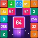 Merge Block – 2048 Puzzle   (MOD, Unlimited Money) 2.8.3
