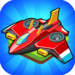 Merge Planes – Best Idle Relaxing Game  (MOD, Unlimited Money) 1.1.47