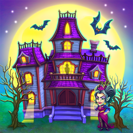 Monster Farm – Happy Ghost Village – Witch Mansion 1.70 (MOD, Unlimited Money)