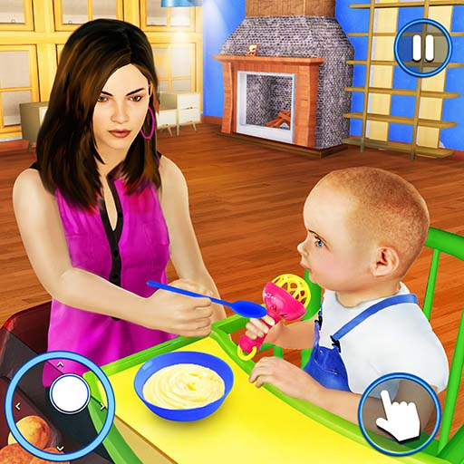 New Baby Single Mom Family Adventure 1.1.5 (MOD, Unlimited Money)