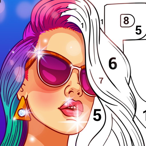 No.Paint – Relaxing Coloring games 2.2.3 (MOD, Unlimited Money)
