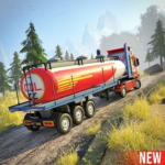 Offroad Oil Tanker Truck Simulator: Driving Games  (MOD, Unlimited Money) 1.15