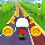 Panda Panda Run: Panda Runner Game  (MOD, Unlimited Money) 1.9.1