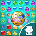 Paradise Jewel: Match 3 Puzzle  (MOD, Unlimited Money) 99