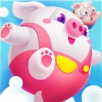Piggy Boom-Be the island king  (MOD, Unlimited Money) 4.7.0