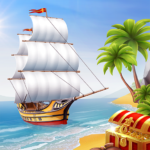 Pocket Ships Tap Tycoon: Idle Seaport Clicker 0.8.0 (MOD, Unlimited Money)
