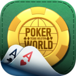 Poker World: Texas hold'em  (MOD, Unlimited Money) 3.052
