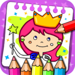 Princess Coloring Book & Games  (MOD, Unlimited Money) 1.51