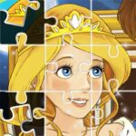 Princess Puzzles and Painting 4.3 (MOD, Unlimited Money)