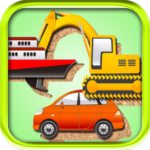 QCat Car Puzzle Free 2.6.5 (MOD, Unlimited Money)