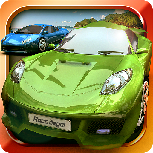 Race Illegal: High Speed 3D 1.0.54 (MOD, Unlimited Money)
