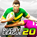 Rugby League 20 1.2.1.50  (MOD, Unlimited Money)