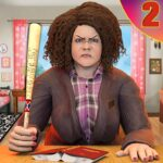 Scary Bad Teacher 3D – House Clash Scary Games  (MOD, Unlimited Money) 1.0.8