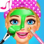 Spa Day Makeup Artist: Makeover Salon Girl Games  (MOD, Unlimited Money)