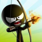 Stickman Archer Online  (MOD, Unlimited Money) 1.3.0