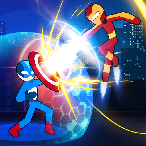 Stickman Fighter Infinity – Super Action Heroes 1.2.0 (MOD, Unlimited Money)