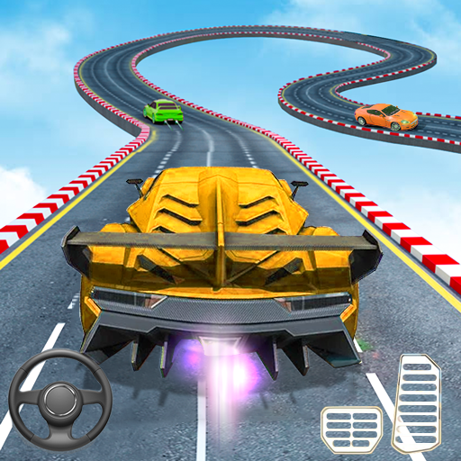 Superhero Car Stunts – Racing Car Games 1.0.12 (MOD, Unlimited Money)
