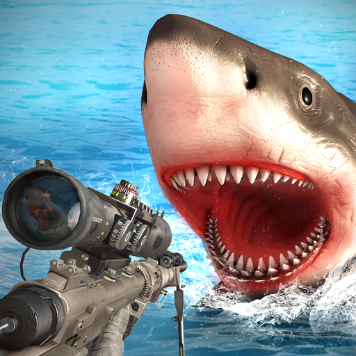 Survivor Sharks Game: Shooting Hunter Action Games 1.24 (MOD, Unlimited Money)