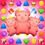 Sweet Candy Cookie Crush  (MOD, Unlimited Money) 1.3.0