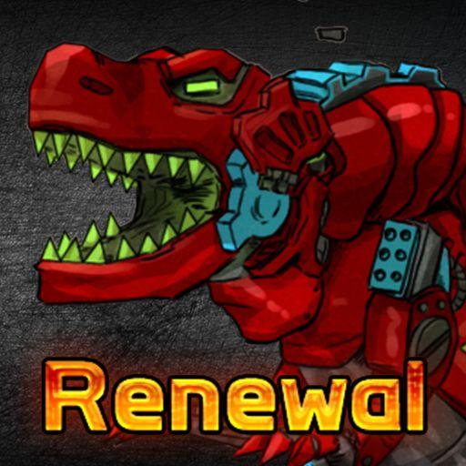 T-Rex Red – Combine! Dino Robot : Dinosaur games 2.1.16 (MOD, Unlimited Money)