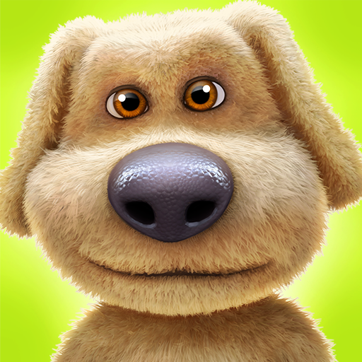 Talking Ben the Dog 3.7.2.21 (MOD, Unlimited Money)