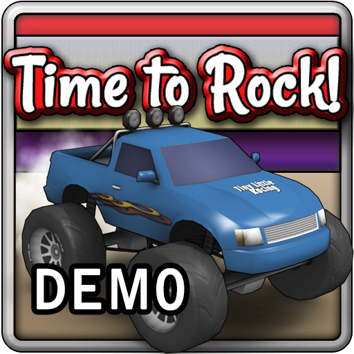 Time to Rock Racing Demo 1.21 (MOD, Unlimited Money)