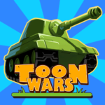 Toon Wars: Awesome PvP Tank Games  (MOD, Unlimited Money) 3.62.4