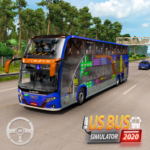 US Bus Simulator 2020 : Ultimate Edition  (MOD, Unlimited Money) 0.20