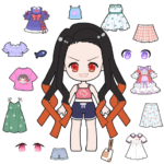 Vlinder Gacha:Stylish Dressup Games  (MOD, Unlimited Money) 1.2.8