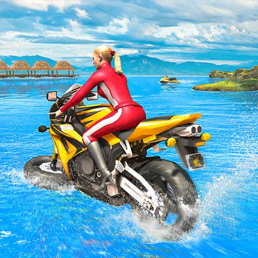 Water Surfer Racing In Moto 2.2 (MOD, Unlimited Money)