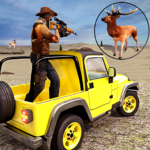 Wild Deer Hunting Games 3D Animal Shooting Games   (MOD, Unlimited Money) 1.0.25